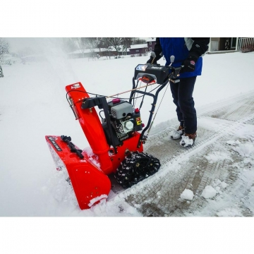 "Ariens Deluxe Track ST28LET (28"") 254cc Two-Stage Snow Blower Picture"