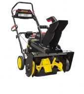 Brute 1696666 Single Stage Snow Thrower with Snow Shredder Technology and Electric Start Picture