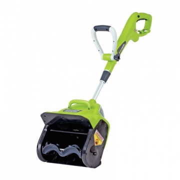 "GreenWorks 26012 (12"") 7-Amp Electric Snow Shovel Picture"
