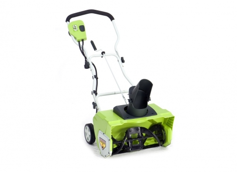 GreenWorks 26032 (20) 12-Amp Electric Snow Blower Picture