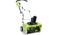 GreenWorks 26032 (20″) 12-Amp Electric Snow Blower