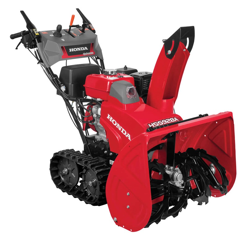Snow Blowers Reviews >> Review: Honda HSS928ATD 270cc Two Stage Snow Blower Review