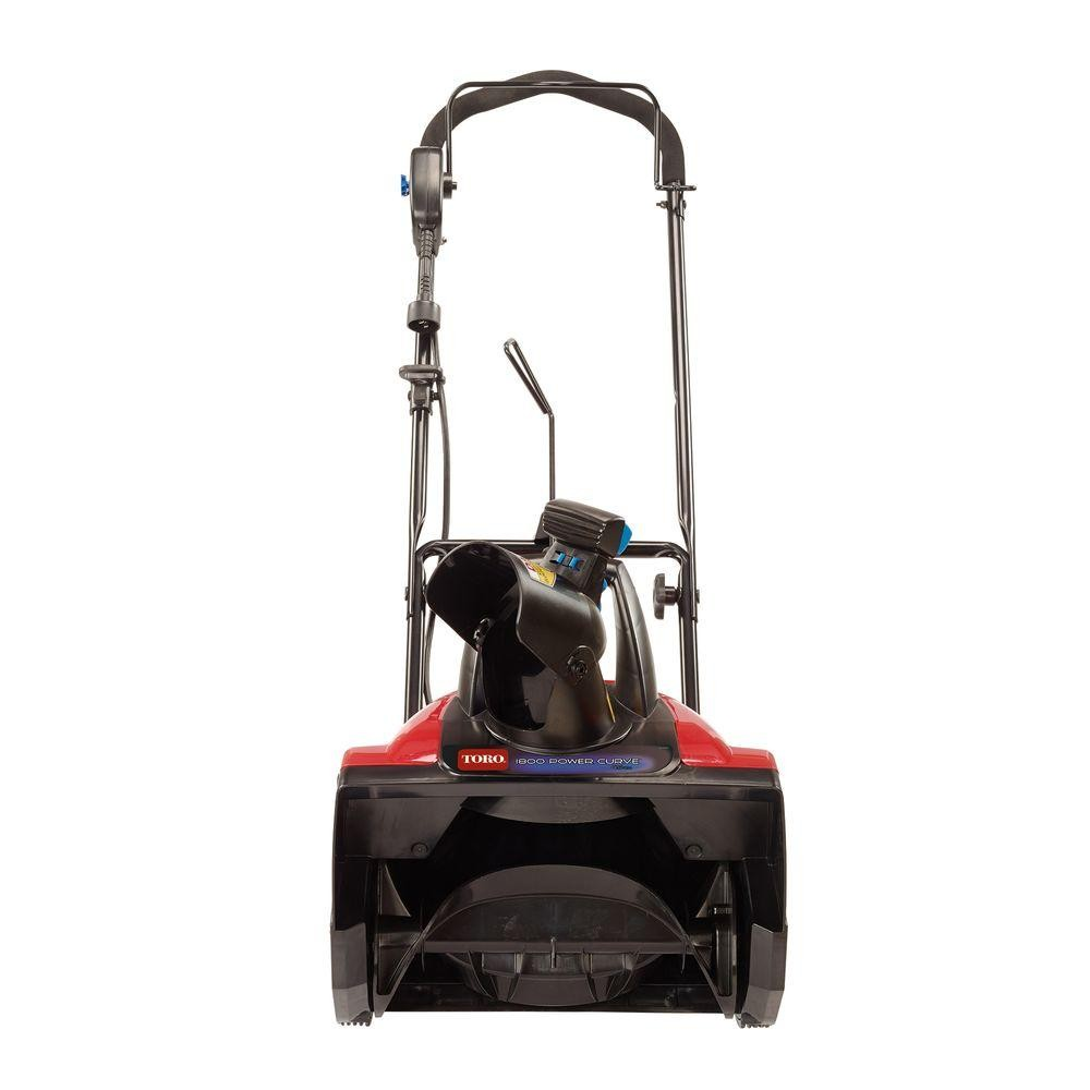 Toro Power Clear 721 QZE 38744 snow blower - Consumer Reports