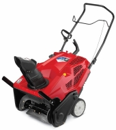 Troy-Bilt Squall 2100 208cc 4-cycle Electric Start Single-Stage Snow Thrower Image