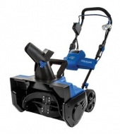 Snow Joe iON21SB-PRO 21-Inch Cordless Single Stage Snow Blower w/ Rechargeable 40-V 5.0 Ah Lithium-Ion Battery Image