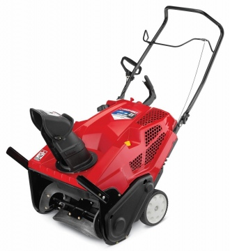 Troy-Bilt Squall 2100 208cc 4-cycle Electric Start Single-Stage Snow Thrower Picture